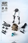 Pinyike Robot: High Mobility Model Accessory Pack (White)<BR>PRE-ORDER: ETA Q4 2019<br>WAIT LIST