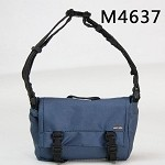 Messenger Bag (Blue)