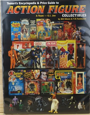 Action Figure Collectibles Book 1***
