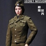 The Secret Mission Uniform Set<BR>PRE-ORDER: ETA Q1 2020