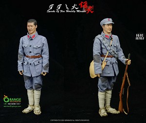 Chinese Red Army Soldier<BR>Uniform Set (Version 2)<BR>PRE-ORDER: ETA Q1 2021