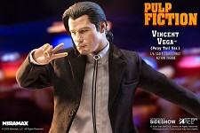 Pulp Fiction: Vincent Vega with Ponytail<BR>(Regular Edition)<BR>PRE-ORDER: ETA Q3 2020
