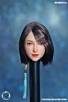 Aurora Female Head Sculpt (Short Brunette Hair)<BR>PRE-ORDER: ETA Q2 2021