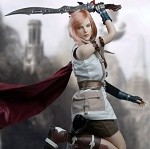 Lightning Outfit & Head Sculpt Set<BR>PRE-ORDER: ETA Q1 2020