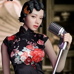 Shanghai Sing-Song Girl Outfit & Head Sculpt Set<BR>PRE-ORDER: ETA Q1 2020<BR>WAIT LIST