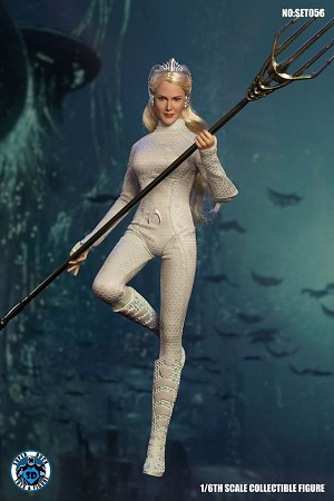 Queen of Atlantis Outfit & Sculpt Set<BR>PRE-ORDER: ETA Q4 2020