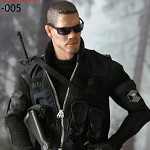 The Detective (Black Uniform)<BR>PRE-ORDER: ETA Q1 2020