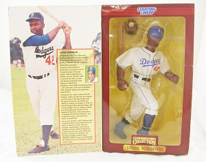 Starting Lineup Jackie Robinson - 50th Anniversary Figure