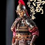 Yue Army Warrior (Elite Troops of Song Dynasty)