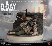 US 2nd Ranger Battalion Captain (1:12 Scale)<BR>PRE-ORDER: ETA Q1 2021