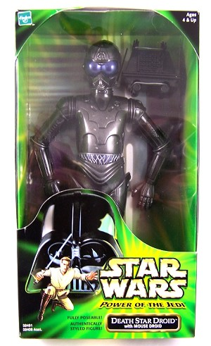 Star Wars: Death Star Droid with Mouse Droid