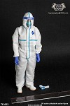 Disposable Medical Clothing Set (Male)