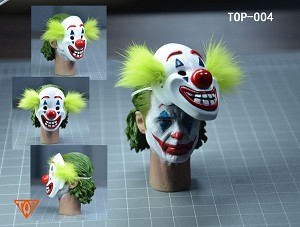 Laughter Head Sculpt & Mask Set<BR>PRE-ORDER: ETA Q1 2020