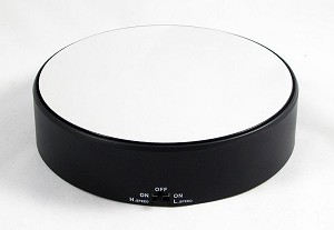 Electric Turntable Display<br>Battery Powered