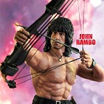 First Blood Part III: John Rambo<BR>PRE-ORDER: ETA Aug. 2020