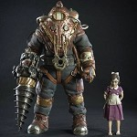 BioShock: Subject Delta and Little Sister