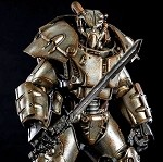 Fallout Series: X-01 Power Armor Figure Set