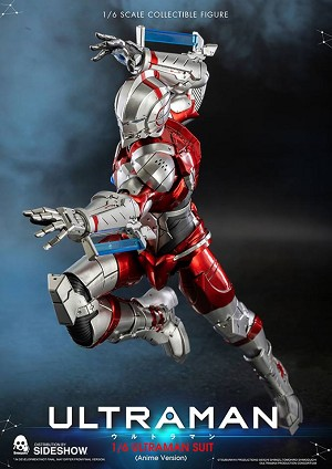 Ultraman (Anime Version)