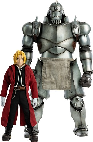 Alphonse Elric & Edward Elric (Twin Pack)
