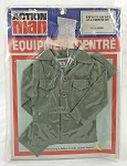 Vintage Action Man Fatigue Jacket And Trousers MOC (34285)