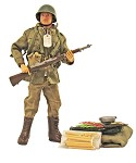 GI Joe Action Soldier Deluxe Figure Set