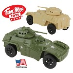 Recon Patrol Armored Cars Set
