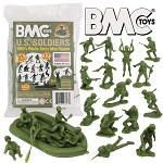 Classic MARX Plastic Army Men US Soldiers