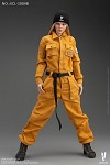 Female Work Wear Set (Turmeric)<BR>PRE-ORDER: ETA Q4 2020