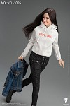 Female Denim Leisure Wear Set<BR>PRE-ORDER: ETA Q4 2020
