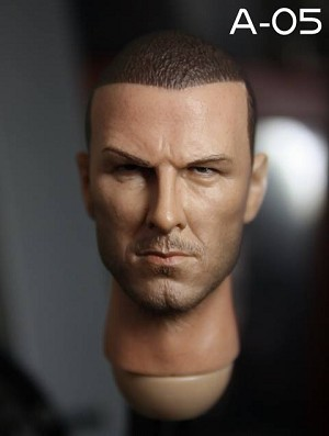 'Don't Cross Me' Head Sculpt