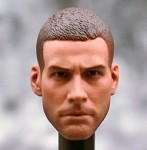 'Merc' Head Sculpt