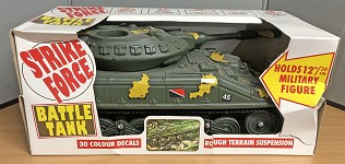 Strike Force Battle Tank: Green