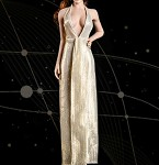 Monroe Dress Set (Gold)<BR>PRE-ORDER: ETA Q4 2019