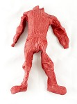 Space Ranger Rubber Suit (Red)