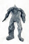 Space Ranger Rubber Suit (Black)