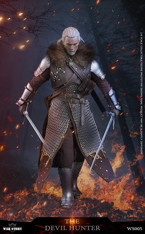 The Devil Hunter<BR>PRE-ORDER: ETA Q1 2020