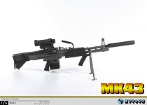 MK43 Machine Gun (Version A)<BR>PRE-ORDER: ETA Q1 2021
