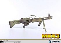 MK43 Machine Gun (Version B)<BR>PRE-ORDER: ETA Q1 2021