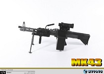 MK43 Machine Gun (Version C)<BR>PRE-ORDER: ETA Q1 2021
