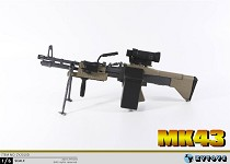 MK43 Machine Gun (Version D)<BR>PRE-ORDER: ETA Q1 2021