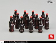 Soda Bottles Set