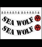 Sea Wolf Decal Set