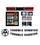 Troubleshooter Decal Set