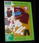 Soccer Uniform: West Ham Window Box