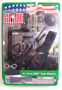 Air Force SWAT Team Mission