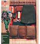 DC Comics Sgt. Rock: Ground Command Equipment Set