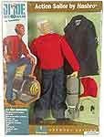 Action Sailor Crewcut Edition: US Navy Ordinance Crewman (White Hair)