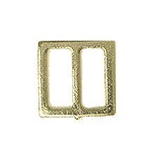 Equipment Buckle, Small<BR>(Silver Metal)