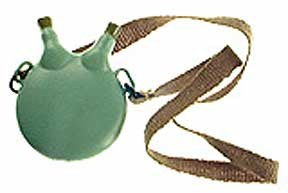 French Canteen with Strap