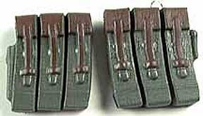 MP44  Ammo Pouches (Pair)